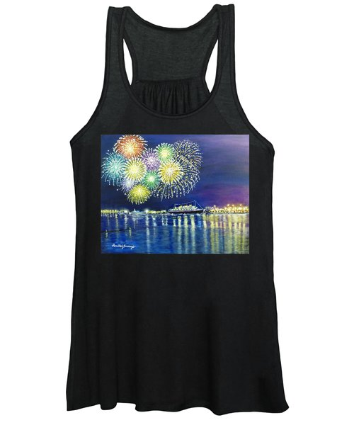 Celebrating In The Lbc Women's Tank Top