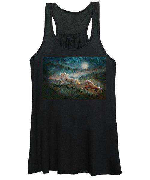 Celestial Stallions Women's Tank Top