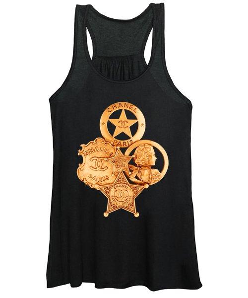 Chanel Jewelry-17 Women's Tank Top