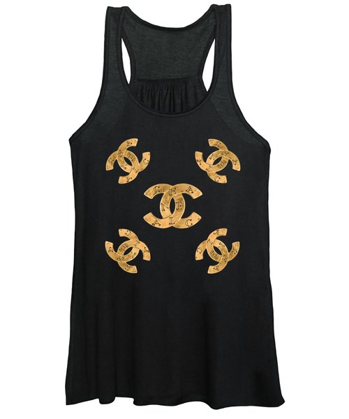 Chanel Jewelry-19 Women's Tank Top