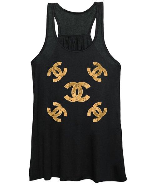 Chanel Jewelry-19 Women's Tank Top