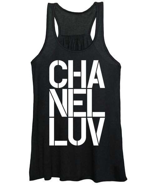 Chanel Luv-2 Women's Tank Top