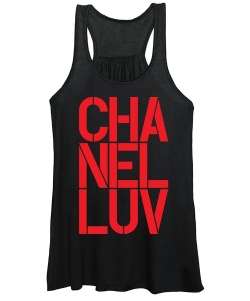 Chanel Luv-3 Women's Tank Top