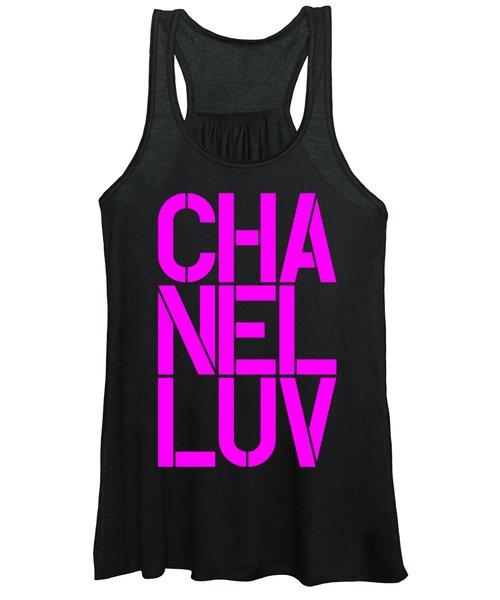 Chanel Luv-4 Women's Tank Top
