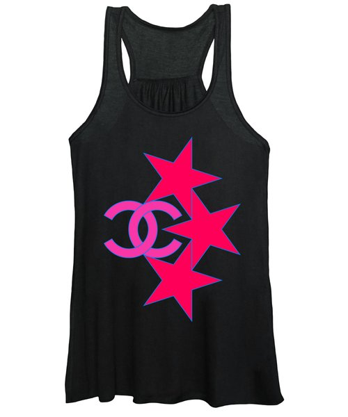 Chanel Stars-9 Women's Tank Top