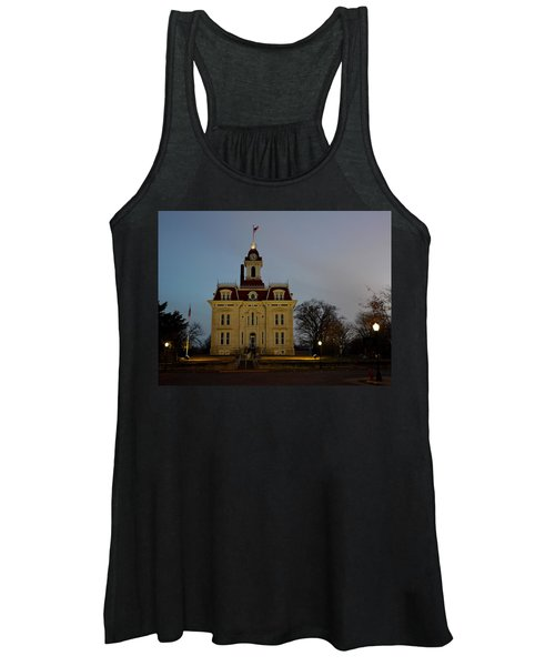 Chase County Courthouse Women's Tank Top