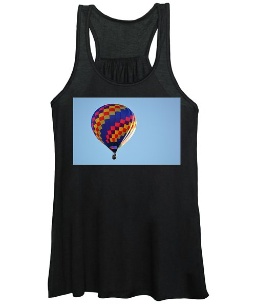 Checkerboard Women's Tank Top