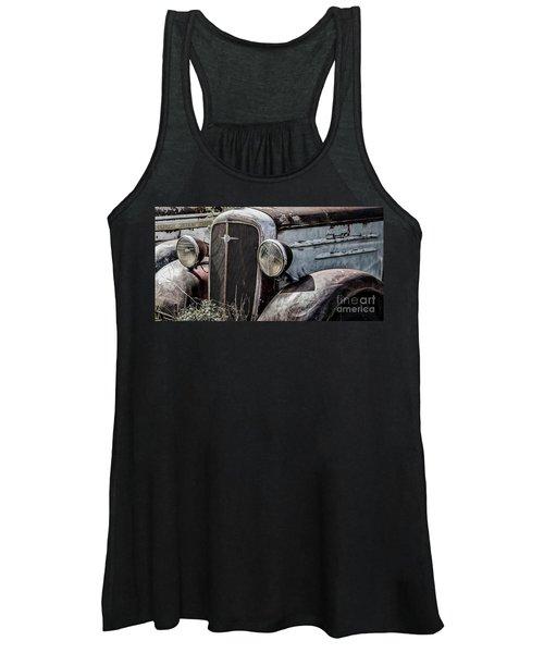 Chevy Grill IIi Women's Tank Top