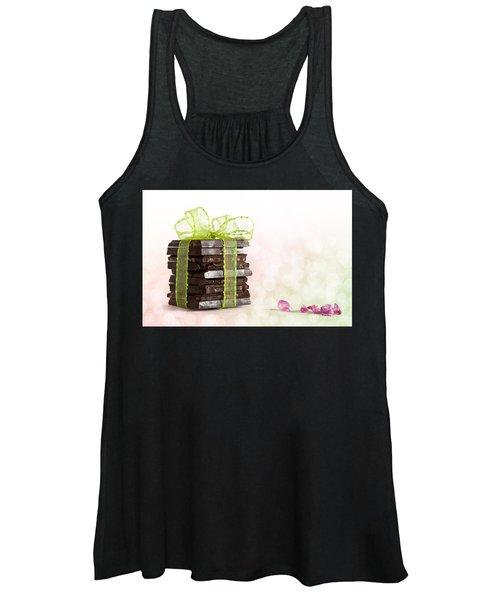 Chocolate Women's Tank Top