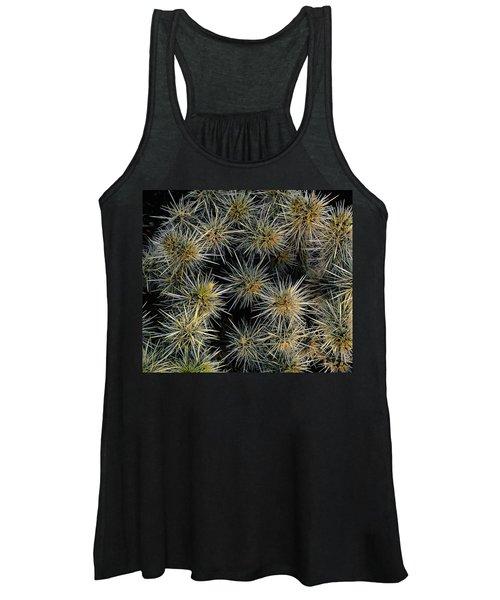 Cholla Cactus Cluster Women's Tank Top