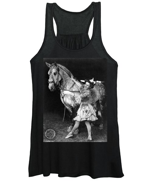 Circus: Rider, C1908 Women's Tank Top