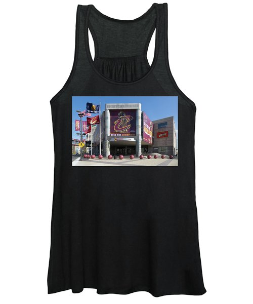 Cleveland Cavaliers The Q Women's Tank Top