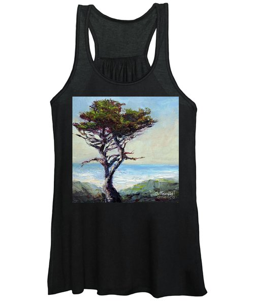 Coast Cypress Women's Tank Top
