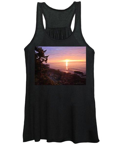 Coastal Sunrise Women's Tank Top