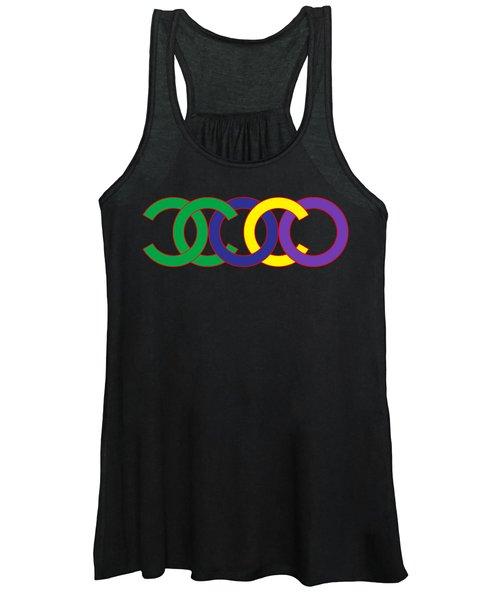 Coco Chanel-5 Women's Tank Top