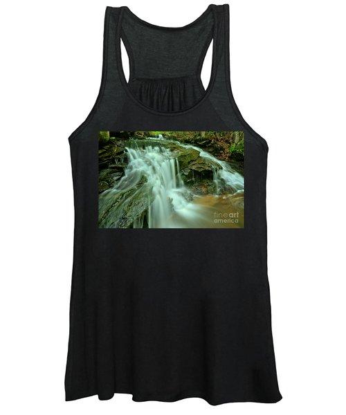 Cole Run Cave Falls Women's Tank Top