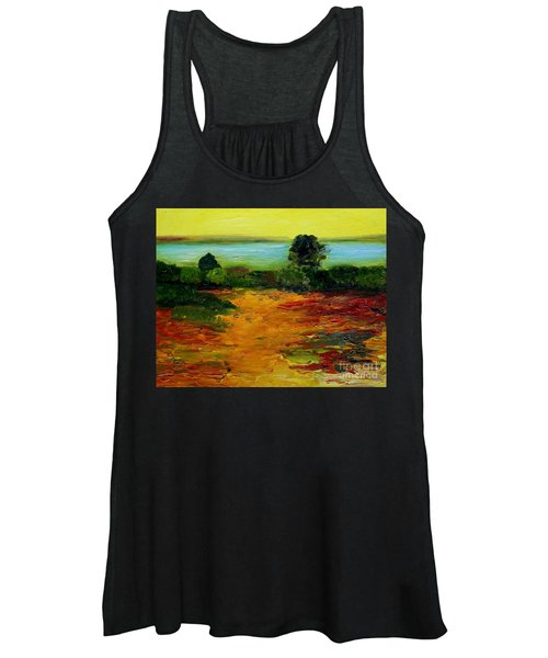 Colorful Prairie Women's Tank Top