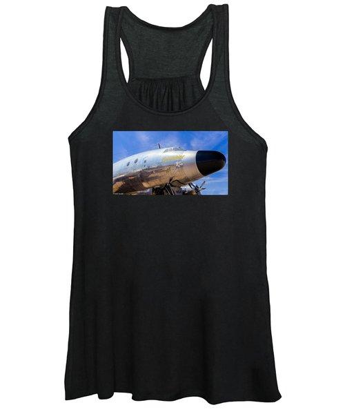 Constellation Columbine Women's Tank Top