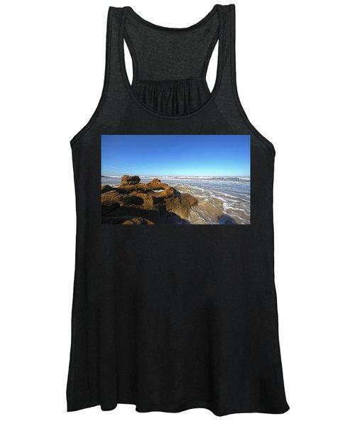 Coquina Beach Women's Tank Top