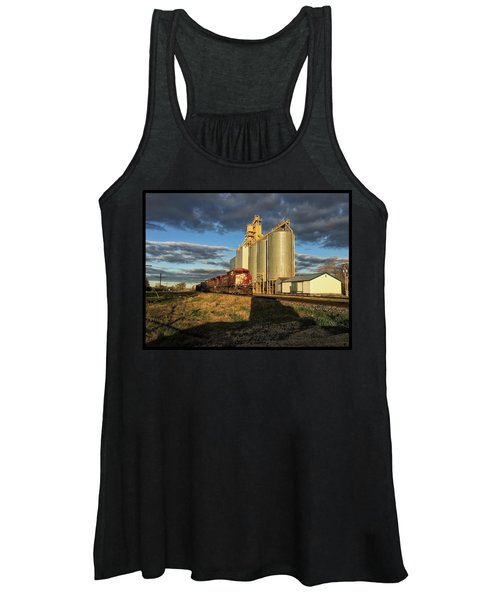 Cp Train Women's Tank Top