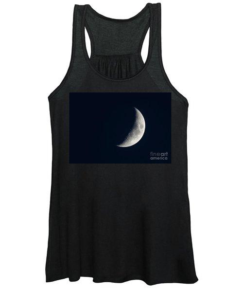 Crescent Moon Women's Tank Top