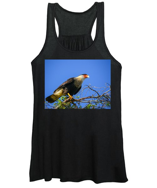 Crested Caracar Women's Tank Top