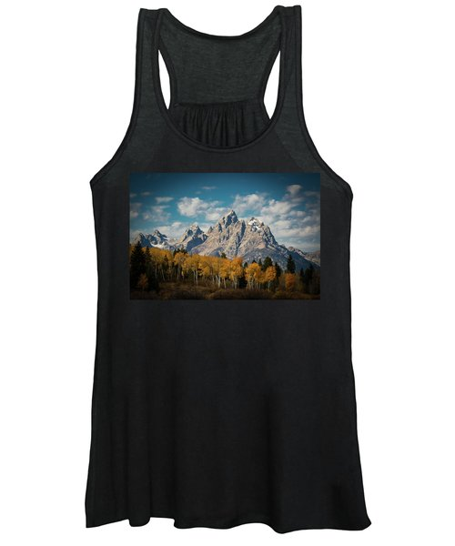 Crown For Tetons Women's Tank Top