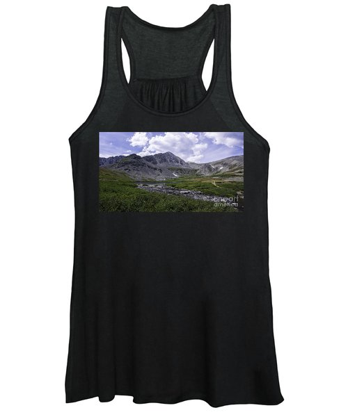 Crystal Peak 13852 Ft Women's Tank Top