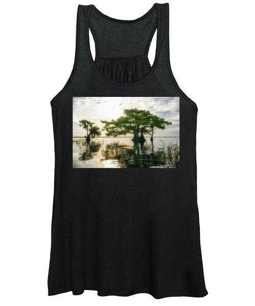 Cypress Bonsai Women's Tank Top