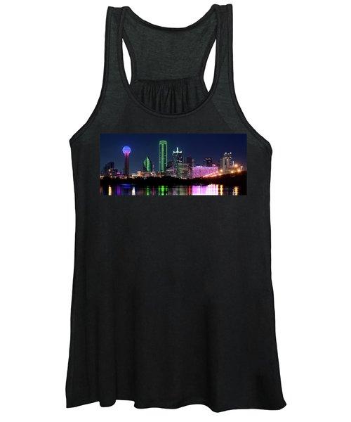 Dallas Colors Pano 2015 Women's Tank Top