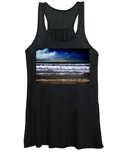 Dawn Of A New Day Seascape C2 Women's Tank Top