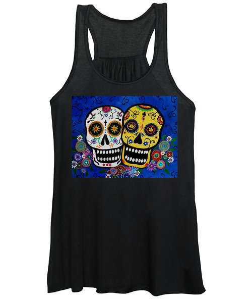 Day Of The Dead Sugar Women's Tank Top