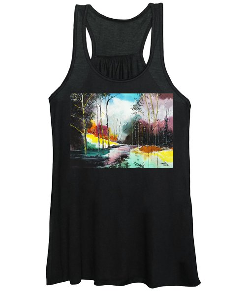Deep 5 Women's Tank Top
