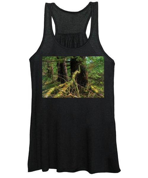 Deep In The Woods Women's Tank Top