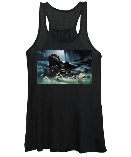 Deluge Women's Tank Top