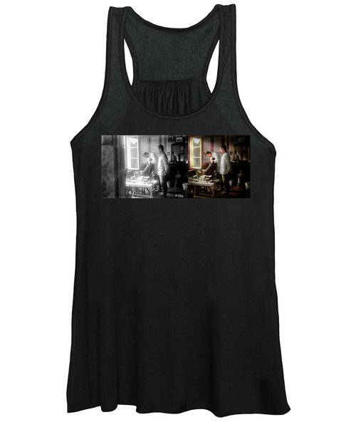 Dentist - The Horrors Of War 1917 - Side By Side Women's Tank Top