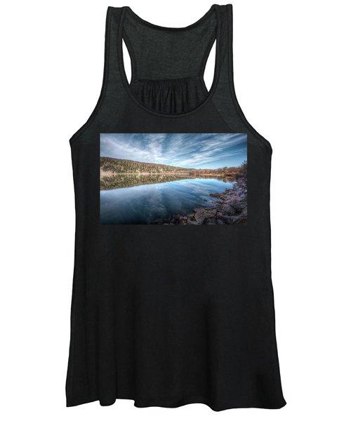 Devils Lake Women's Tank Top