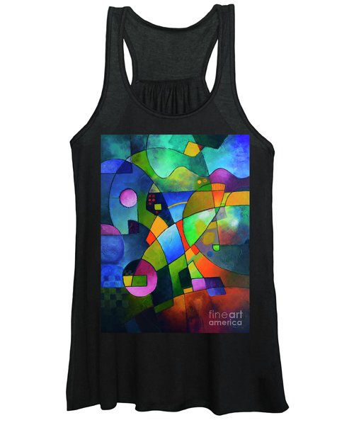 Direction North Women's Tank Top