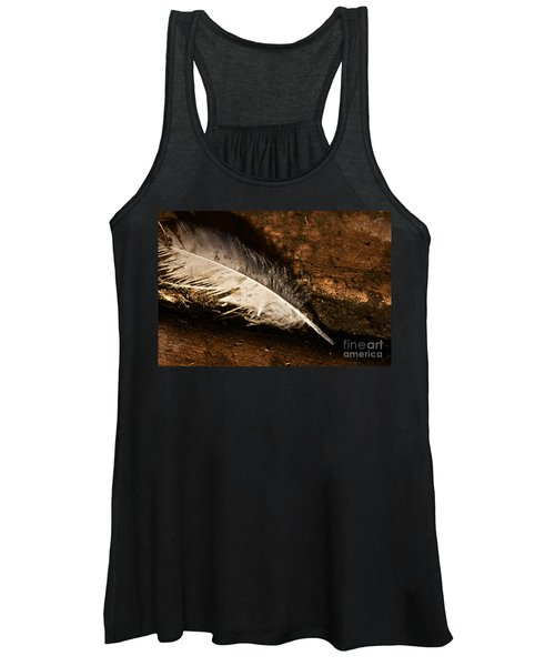 Discarded Feather Women's Tank Top