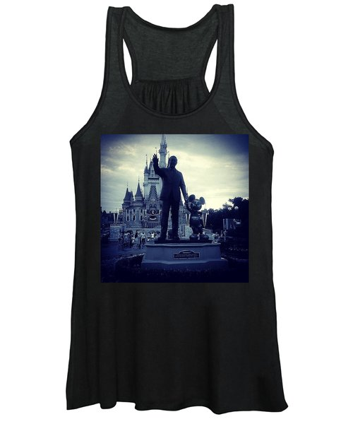 It All Started With A Mouse Women's Tank Top