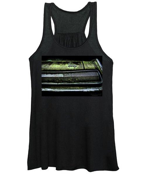 Dodge Green Grin Women's Tank Top