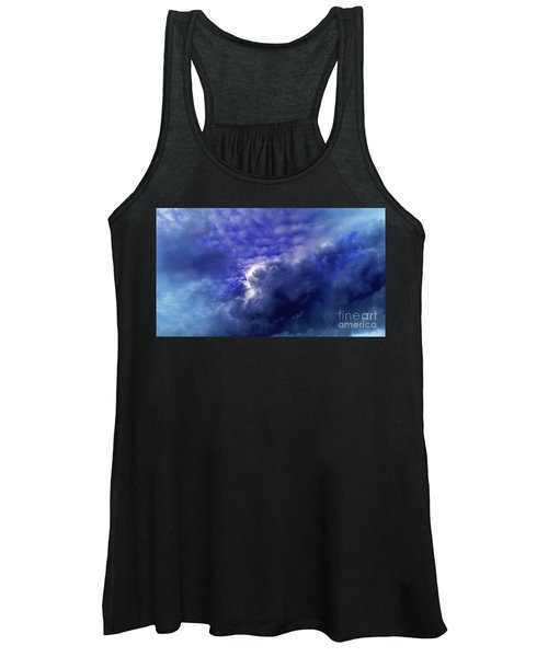 Dramatic Cumulus Sky Women's Tank Top