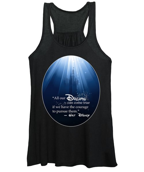 Dreams Can Come True Women's Tank Top