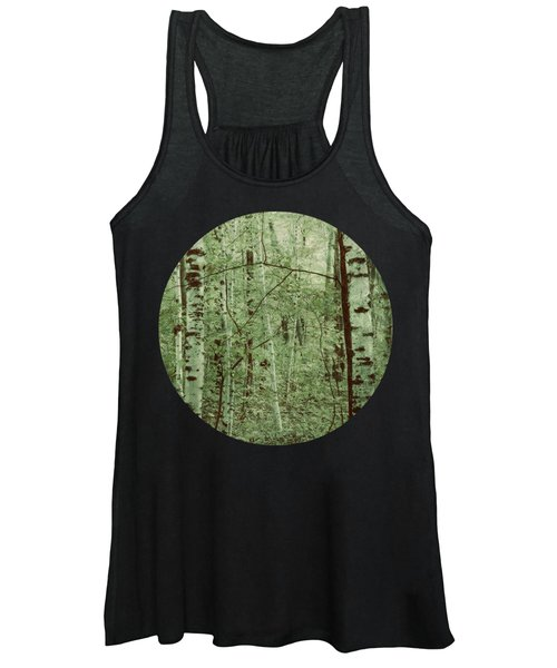 Dreams Of A Forest Women's Tank Top