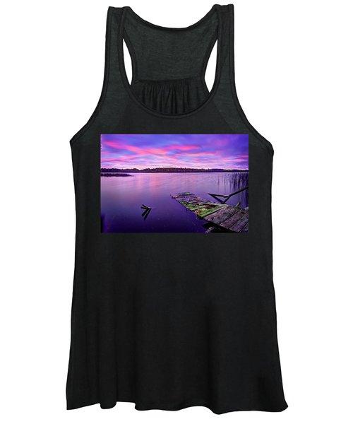 Dreamy Sunrise Women's Tank Top