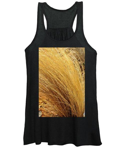 Dried Grass Women's Tank Top