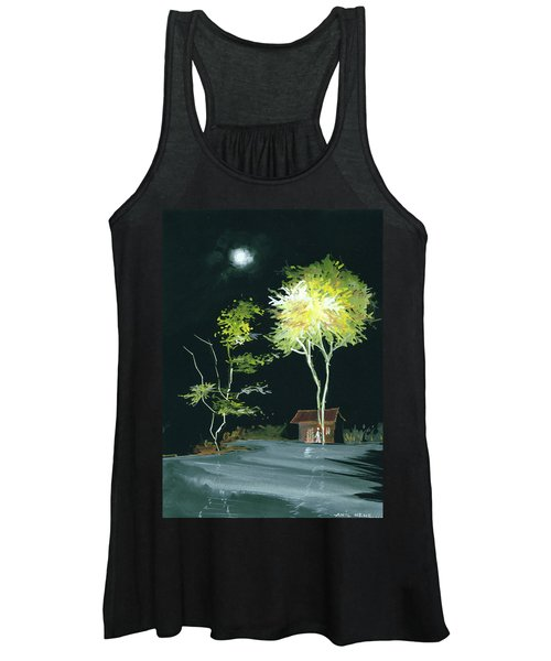 Drive Inn Women's Tank Top