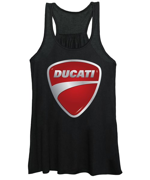 Ducati By Moonlight Women's Tank Top