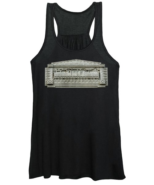 Electricity And Stone Women's Tank Top