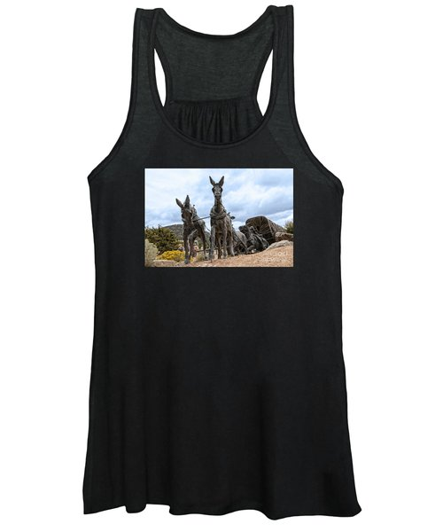 End Of The Long Trail Women's Tank Top